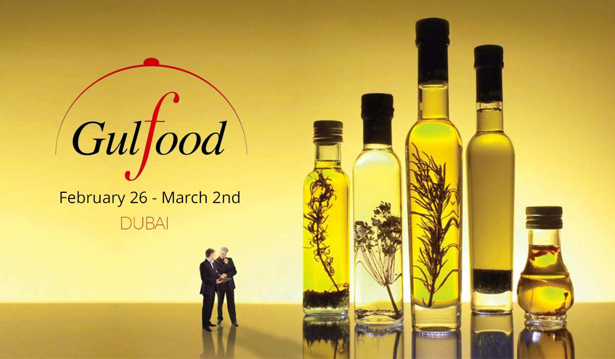 Compagnia alimentare italiana spa al Gulfood 2017 Fiera internazionale food & beverage Dubai